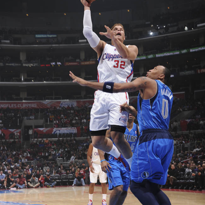Photos from Clippers vs. Mavericks - 12/05/12 - 1