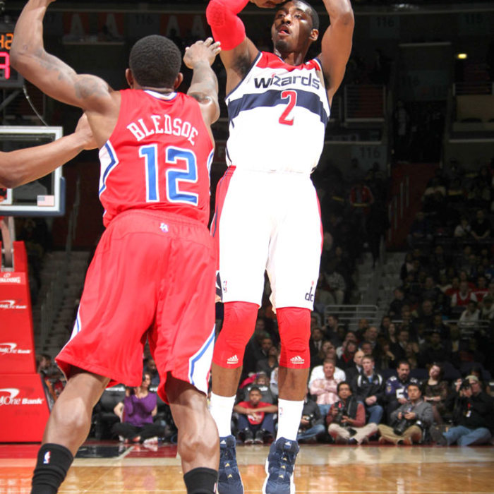 Game photos from Clippers vs. Wizards 2/4/13 - 1