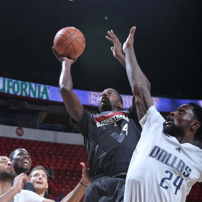 Photo from NBA Summer League: Clippers vs. Mavericks - 7/17/13
