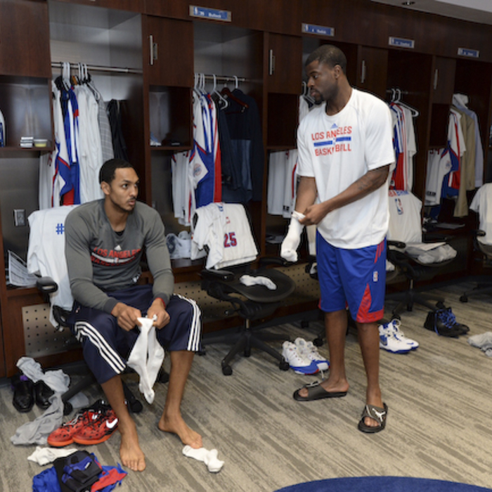 Clippers vs. Heat Behind the Scenes - 2/5/2014 - 1