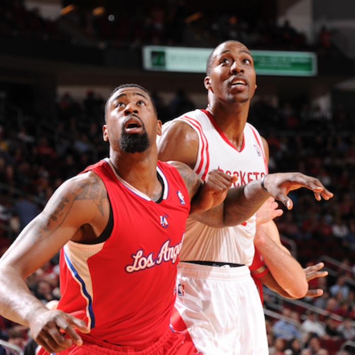 Clippers vs. Rockets | 11/09/2013