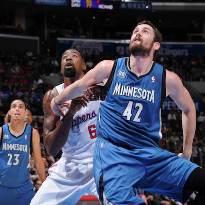 Clippers vs. Timberwolves | 11/11/2013