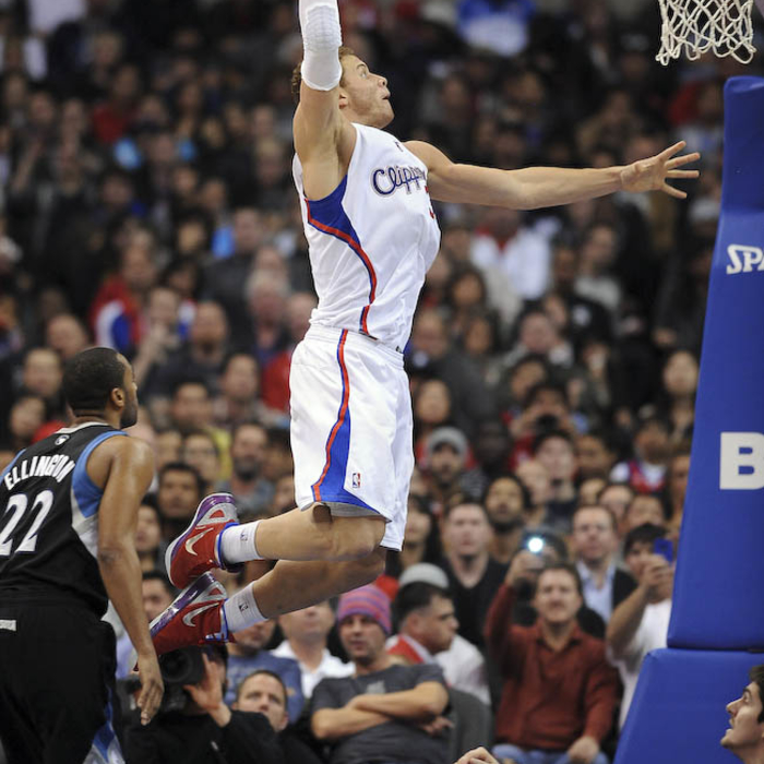 Clippers vs. Timberwolves - 1/20/12