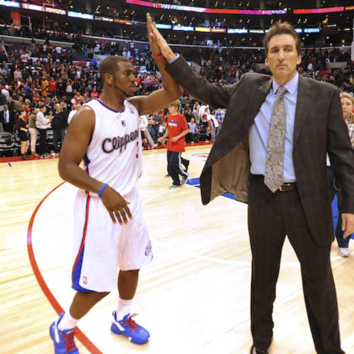Clippers vs. Trail Blazers - 1/1/12