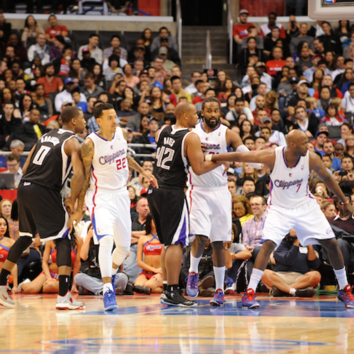 Photos for Clippers vs. Kings - 12/1/12 - 1