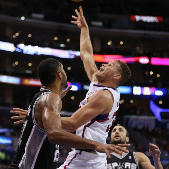 Clippers vs. Spurs | 12/16/2013