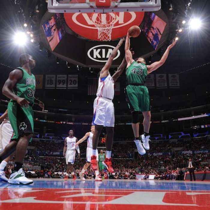 Clippers vs. Celtics | 1/8/2014