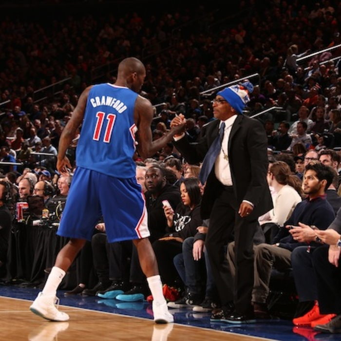 Clippers vs. Knicks | 1/17/2014