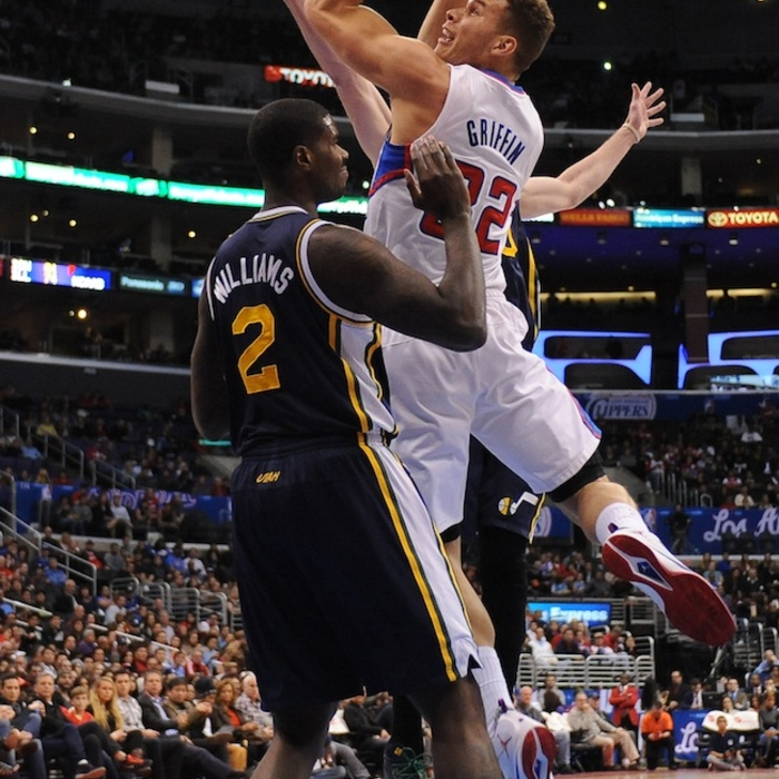 Clippers vs. Jazz | 2/1/2014