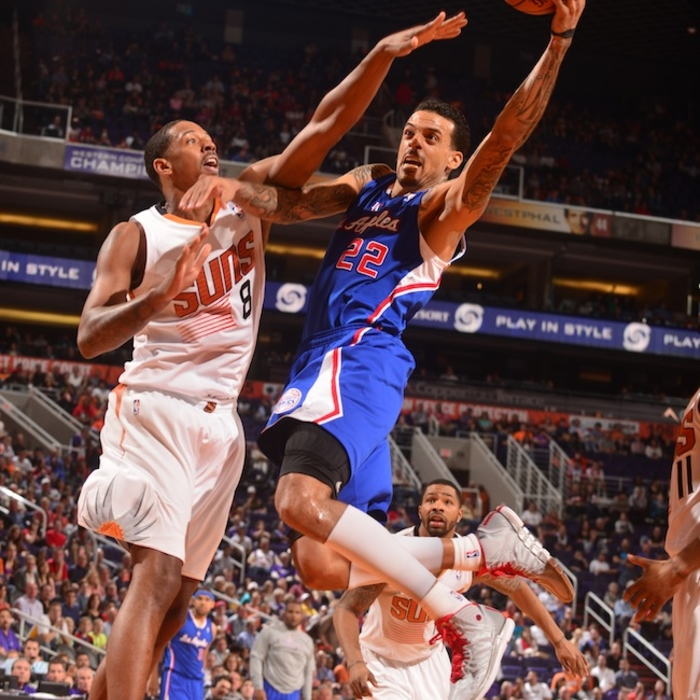 Clippers vs. Suns | 3/4/2014