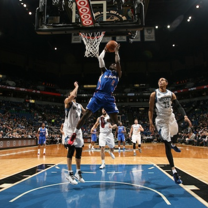 Clippers vs. Timberwolves | 3/31/2014