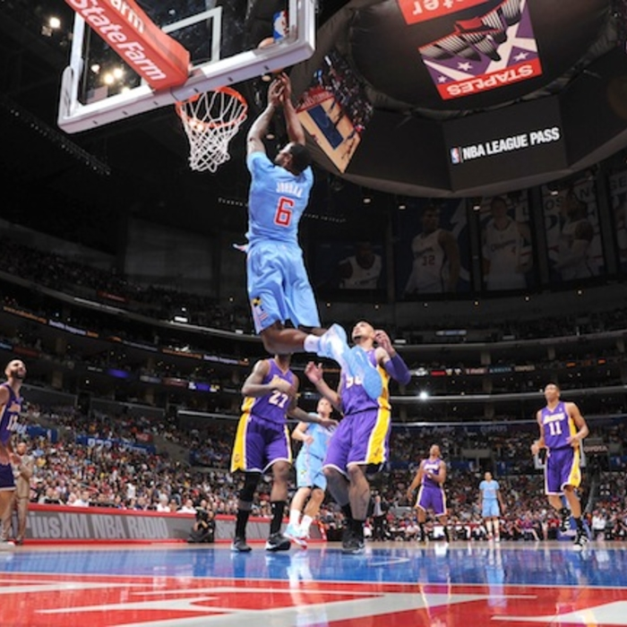 Clippers vs. Lakers | 4/6/2014