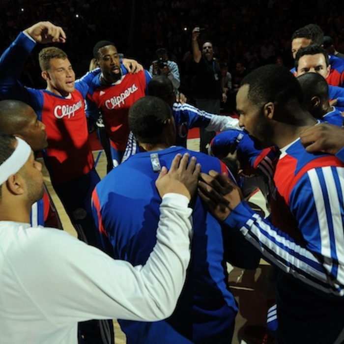 Clippers vs. Nuggets | 4/15/2014