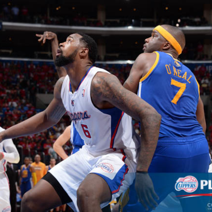 Clippers vs. Warriors: Game 1 | Presented by Chumash Casino Resort