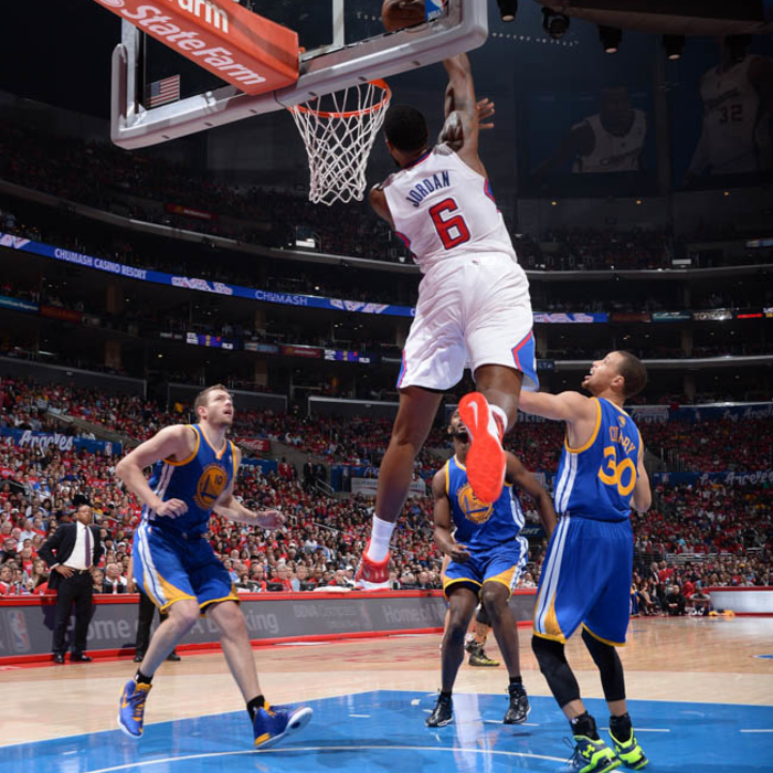 Clippers vs. Warriors: Game 2 | 4/21/2014 | Presented by Chumash Casino Resort