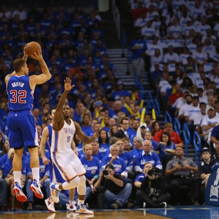 Clippers vs. Thunder | Game 2 | 5/7/2014