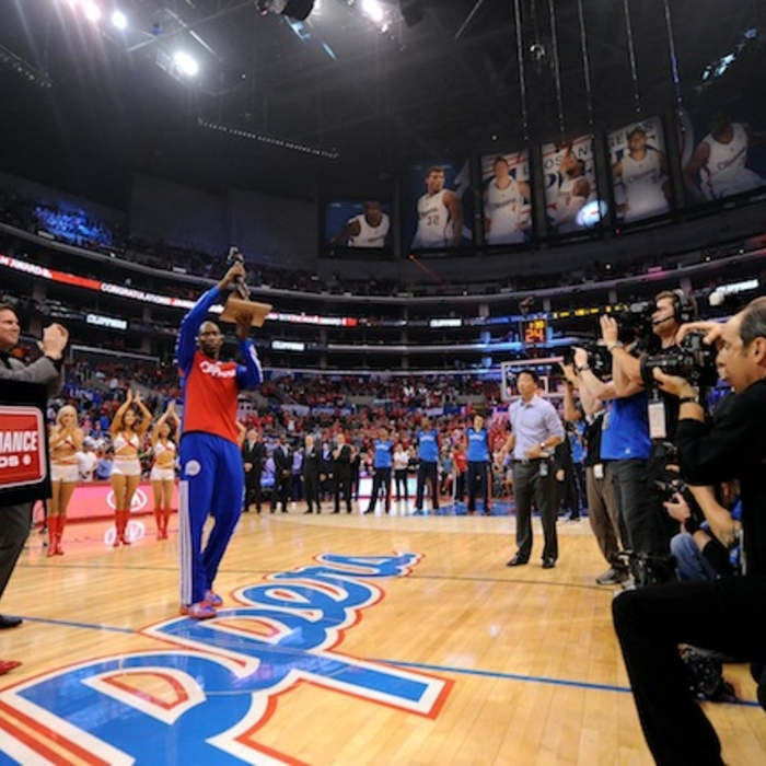 Clippers vs. Thunder: Game 3 | 5/09/2014