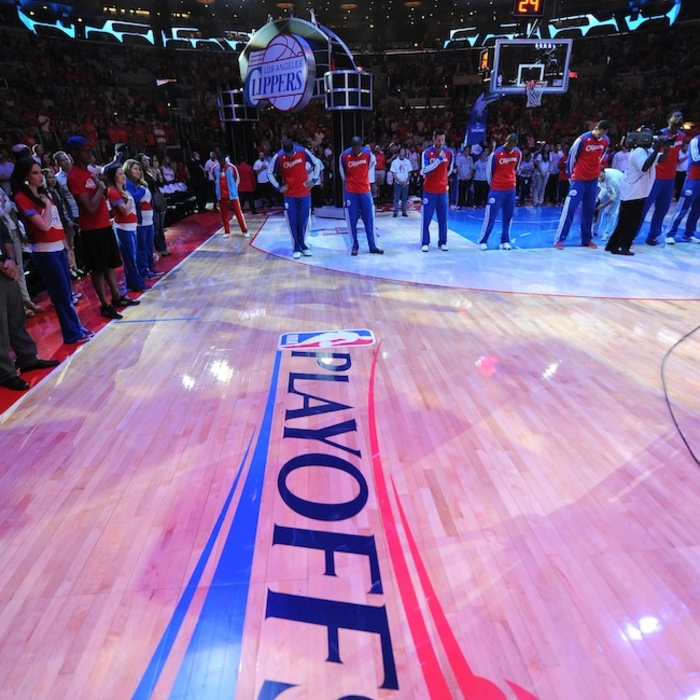 Game 4 | Clippers vs. Thunder | 5/11/2014