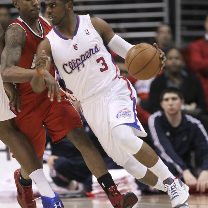 Clippers vs. Hawks - 3/14/12