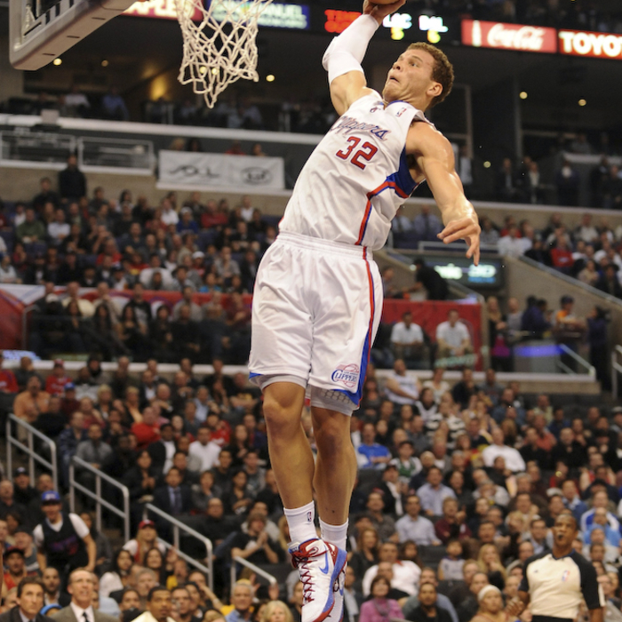 Clippers vs. Mavericks - 1/18/11