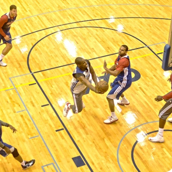 Clippers Training Camp 2013