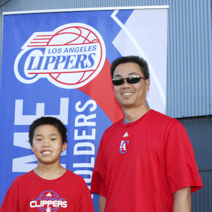 Clippers MVP Event: Dodgers Game (1) - 8/13/11