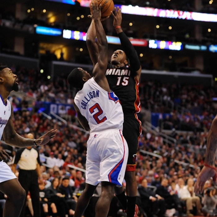 Clippers vs. Heat | 2/5/2014