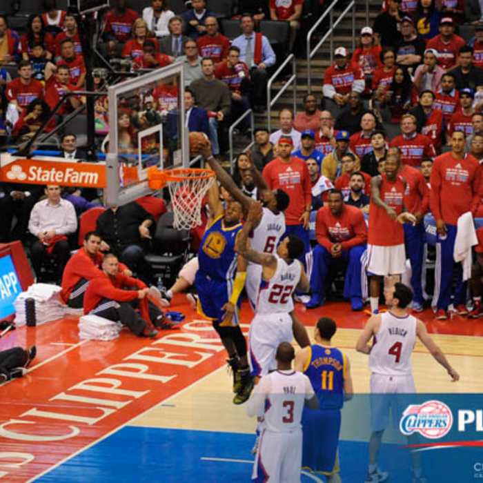 Pregame Photos: Clippers vs. Warriors | Game 2 | Presented by Chumash Casino Resort