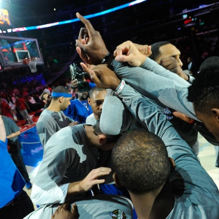 In-Game Action | Clippers vs. Warriors | 3/12/2014