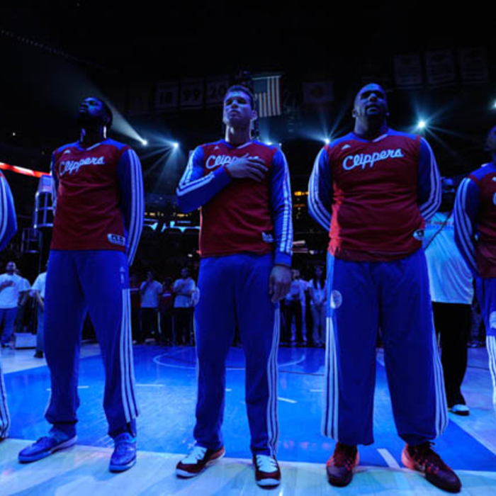 Game Action: Clippers vs. Thunder: Game 6 | 5/15/2014 - 1