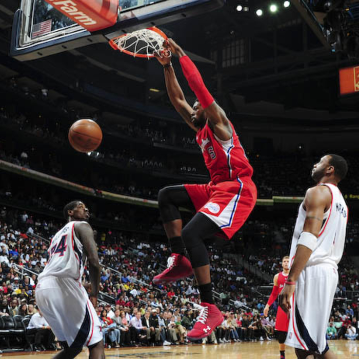 Clippers vs Hawks - 4/25/12
