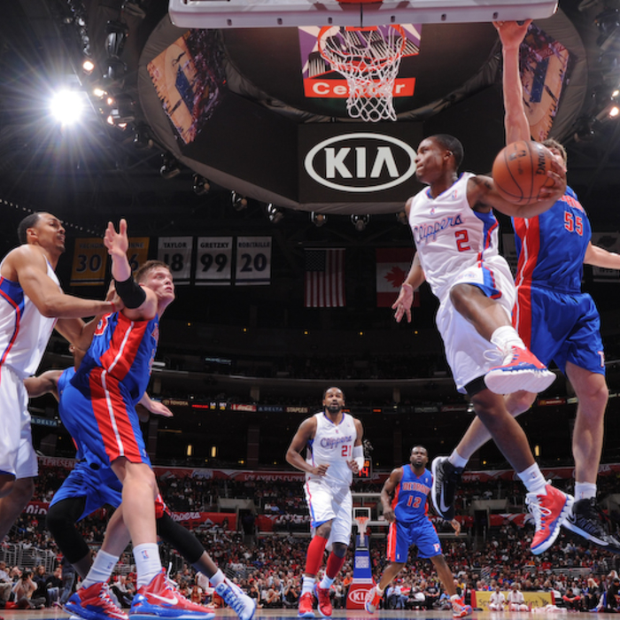 Photo from Clippers vs. Pistons - 03/10/13