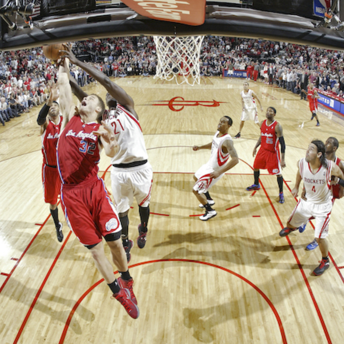 Clippers vs. Rockets - 3/4/12
