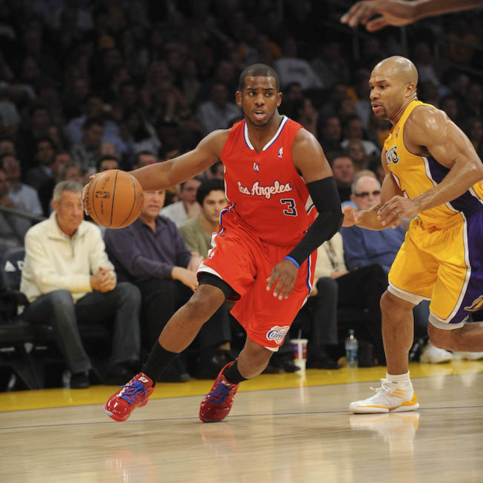 Clippers vs. Lakers - 1/25/12
