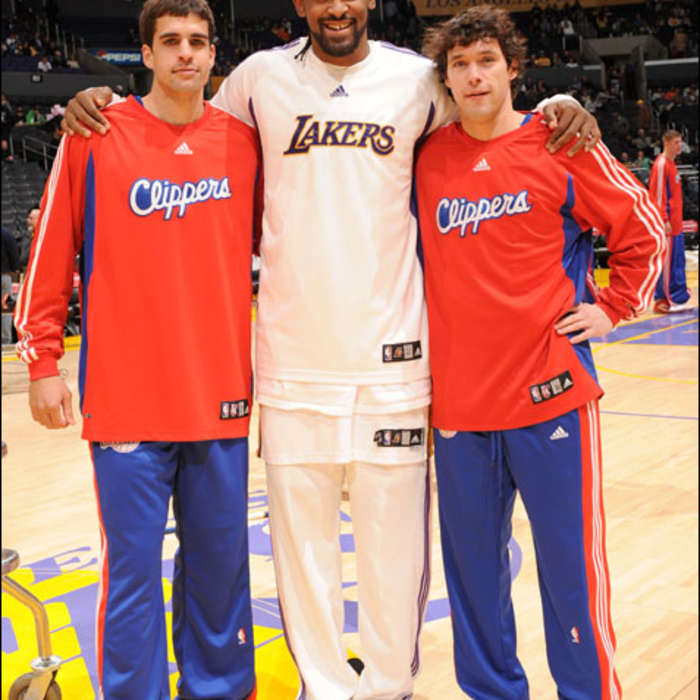 Clippers @ Lakers - 12/16/07
