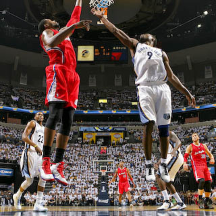 Clippers vs. Grizzlies Game 2 - 5/2/12
