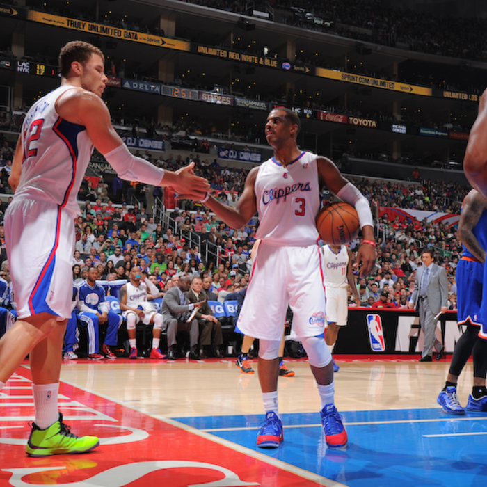 Photo from Clippers vs. Knicks - 03/17/13