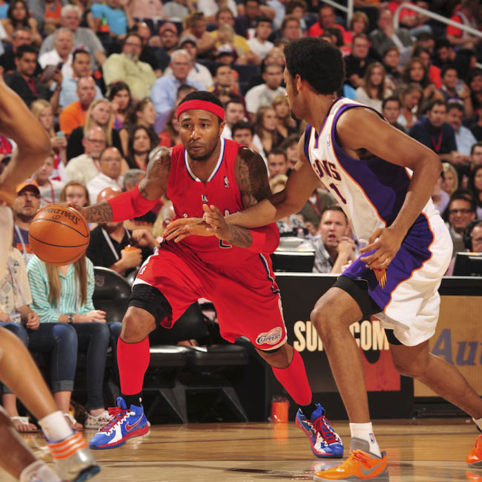 Clippers vs. Suns - 4/19/2012