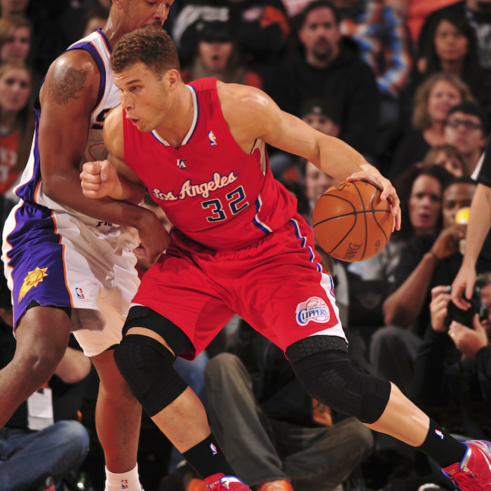 Clippers vs. Suns - 3/2/12