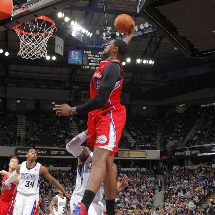 Clippers vs. Kings - 3/1/12
