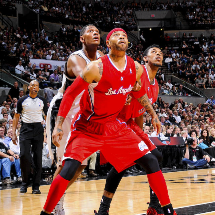 Clippers vs. Spurs Game 2 - 5/17/12