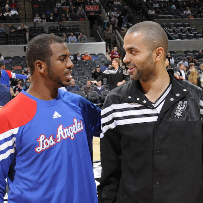 Clippers vs. Spurs - 12/28/11