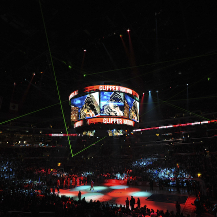 Clippers vs. Lakers - 1/14/12