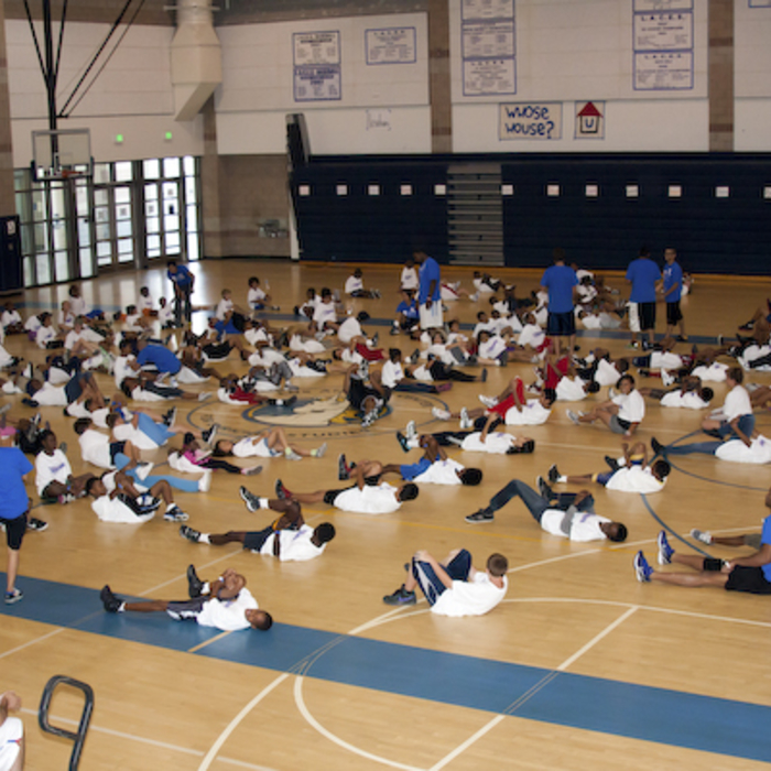 Free Basketball Clinics For Children - Summer 2011
