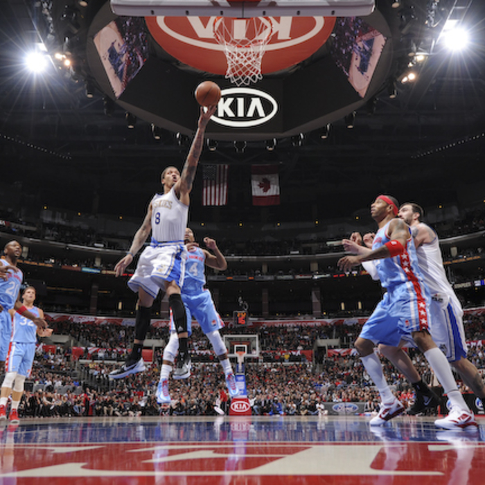 Clippers vs. Timberwolves - 2/28/12