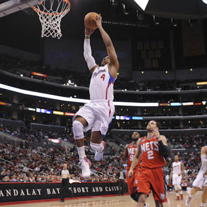 Clippers vs. Nets - 1/16/12