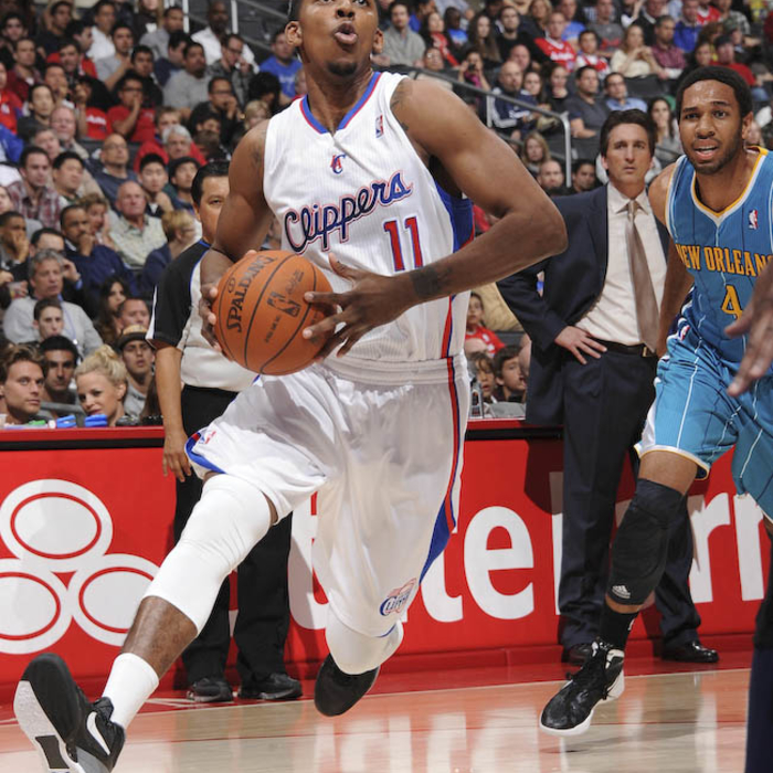 Clippers vs Hornets - 3/26/12