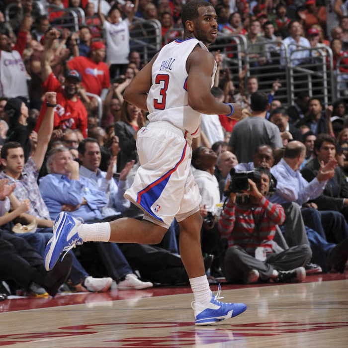Clippers vs. Thunder - 4/16/12