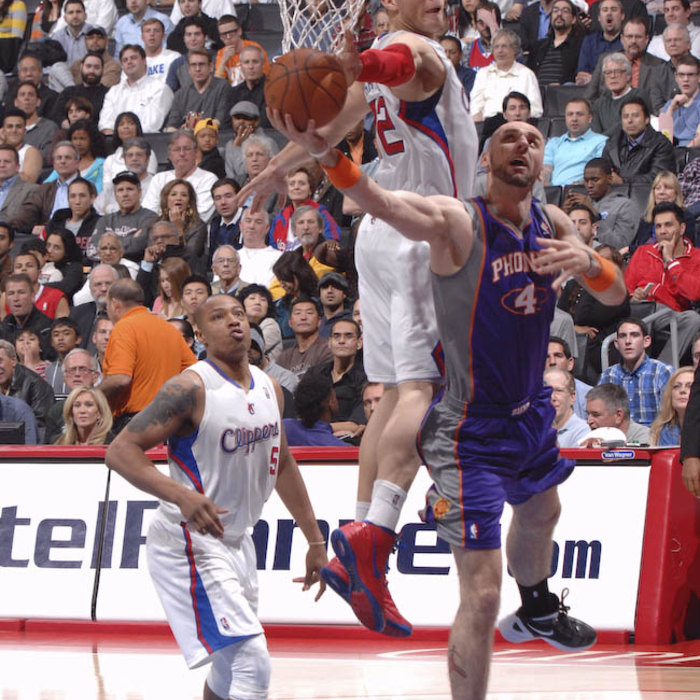 Clippers vs. Suns - 3/28/12