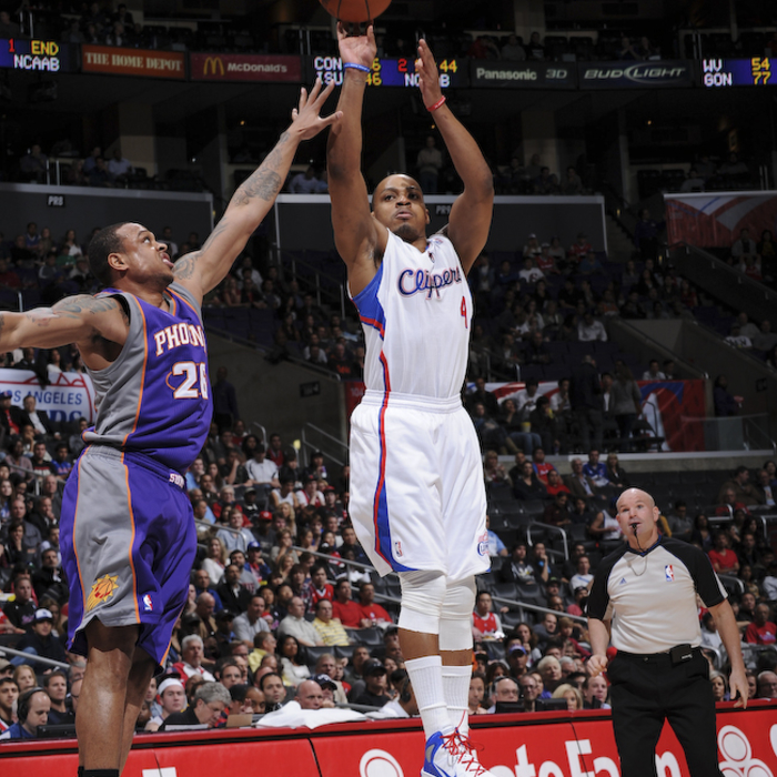 Clippers vs. Suns - 3/15/12
